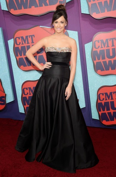 Kacey Musgraves Arrivals CMT Music Awards