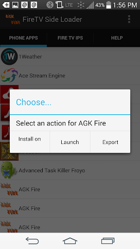 AGK Fire (Ad free)  screenshots 3