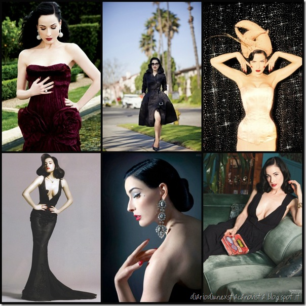 Dita photo shooting