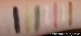Kat Von D Spellbinding  Palette_second two rows