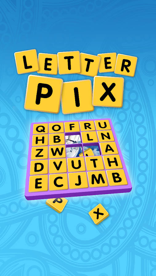 Letter Pix- screenshot