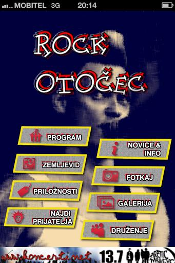 Rock Otocec