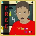 Where Is It ...? Free icon