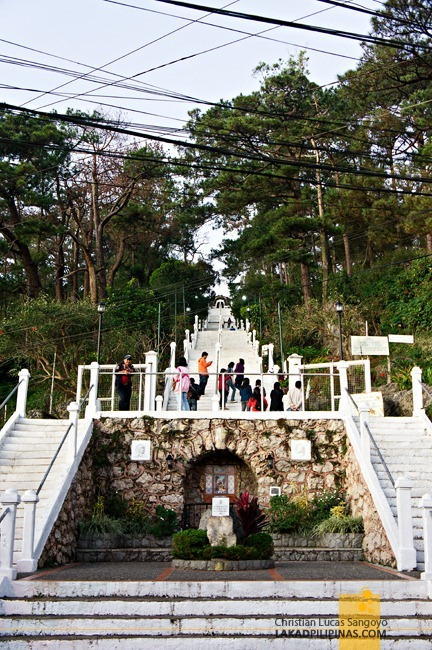 Baguio City's Lourdes Grotto