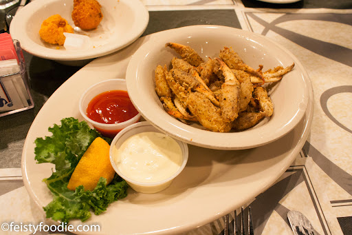 Drusilla Seafood — The Feisty Foodie