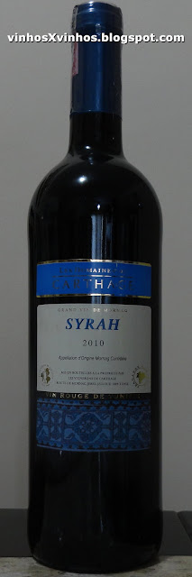 Vinho da Tunisia
