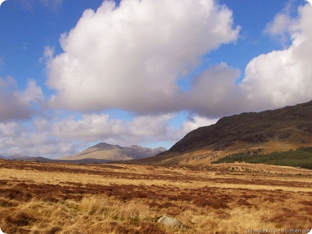 scafell from ulpha fell