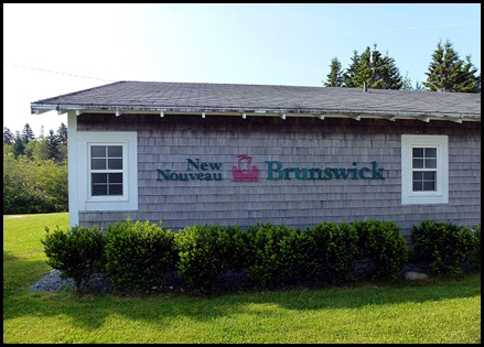 5 - New Brunswick Visitor Center