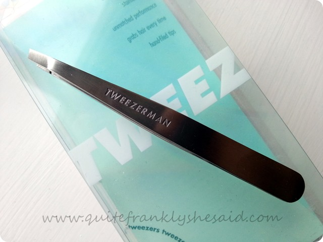 Tweezerman Slant Tweezer 2