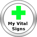 My Vital Signs logo