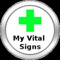 My Vital Signs logo
