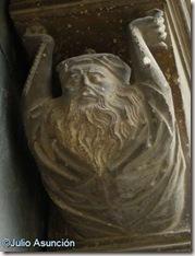 Iglesia del Santo Sepulcro - Estella - Judio