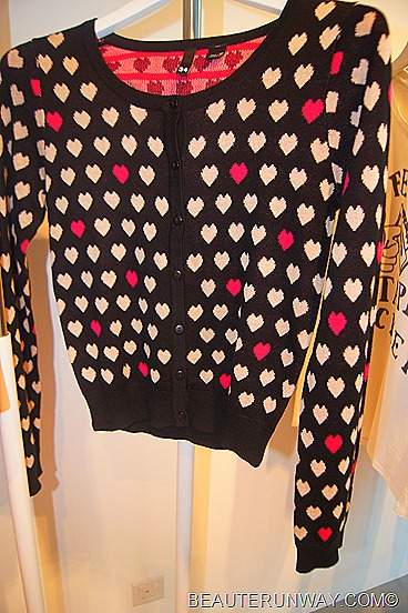 H&M Cardigan Singapore sweethearts Divided Collection