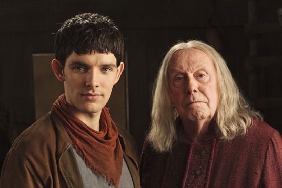 Merlin and Gaius A Lesson in Vengeance