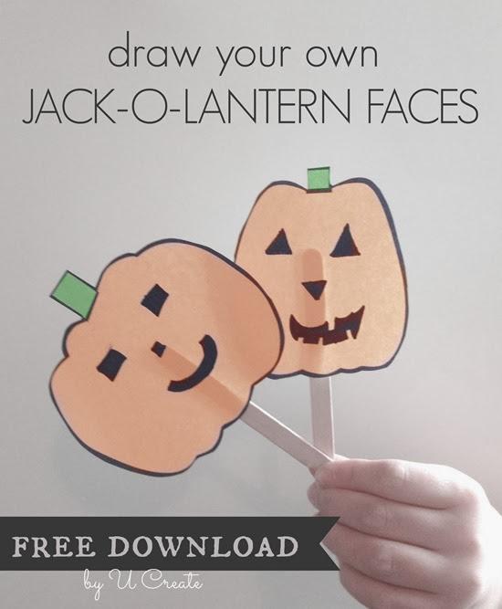 draw-your-own-jackolantern-faces