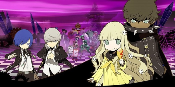 Persona Q Shadow of the Labyrinth[7]