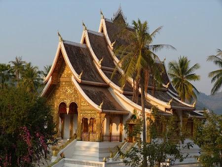 Templul Regal din Luang Prabang, Laos