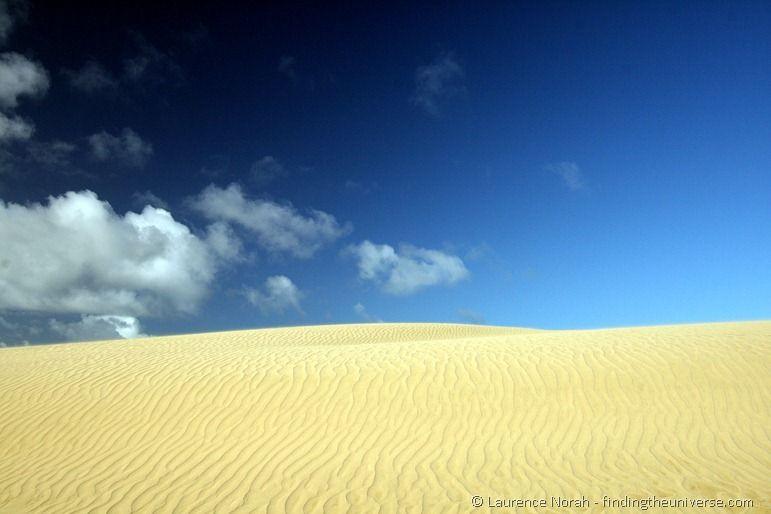 Sand dunes Te Paki 3