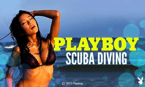 Playboy Scuba Diving