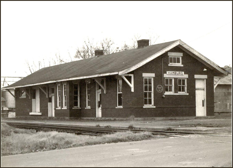 Forgotten times of hamburg ar for Depot hamburg