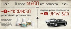 Moringa no Morumbi Shopping e BMW