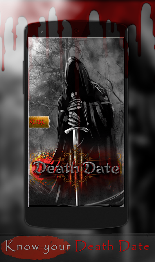 Death, Death Meter, Death Clock to find your death date