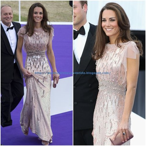 Kate Middleton ARK 10th Anniversary Gala Dinner (3)