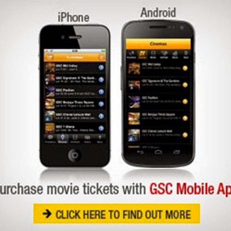 GSC Mobile App & The Maze Runner