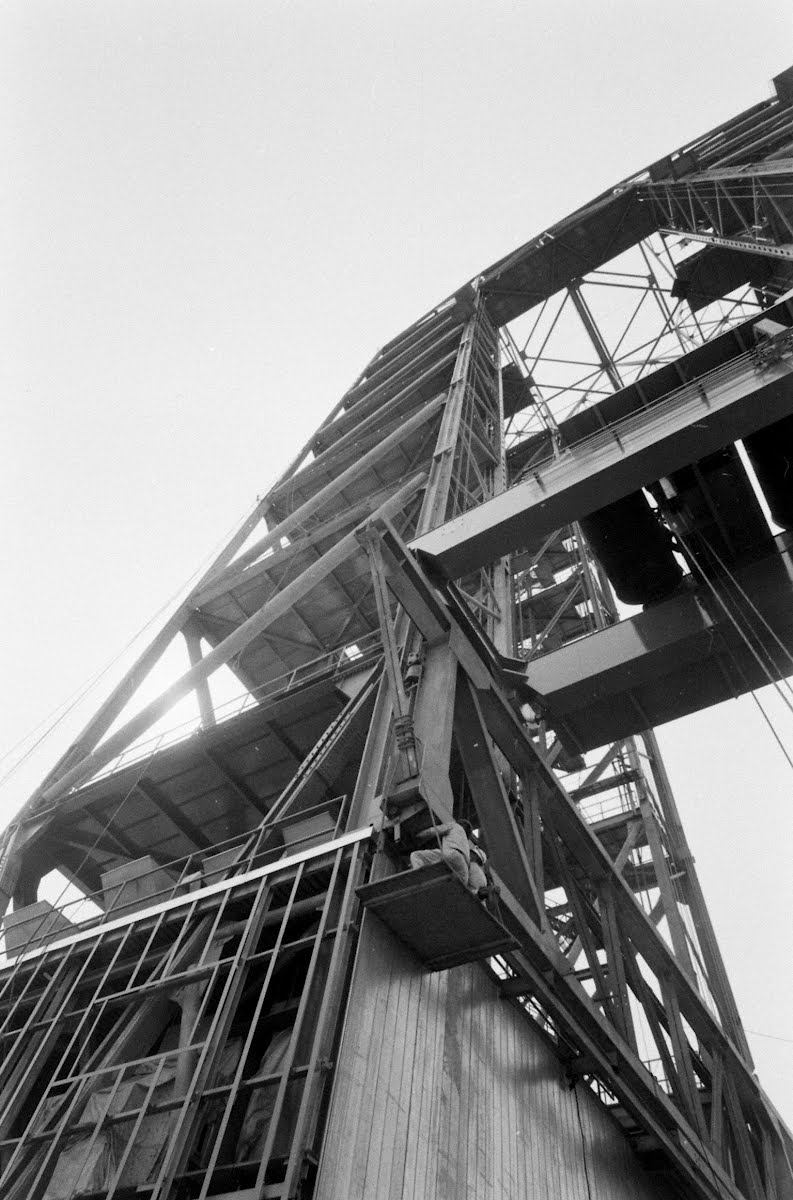 Saturn Gantry