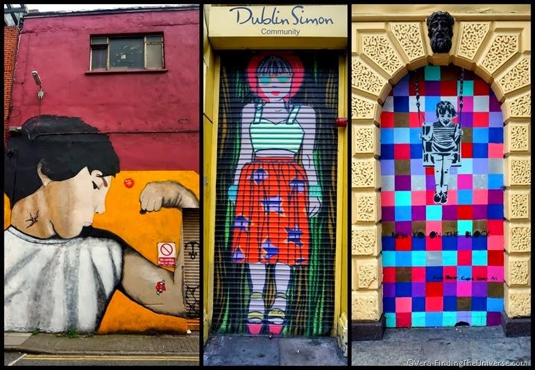 New Kids On The Block - Street Art Dublin