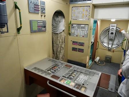 Muzeul Spatiului Moscova Prin baza MIR