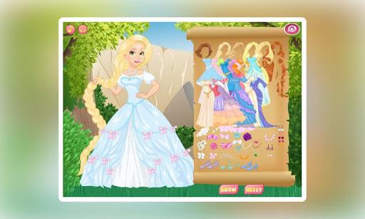 童話般美麗公主