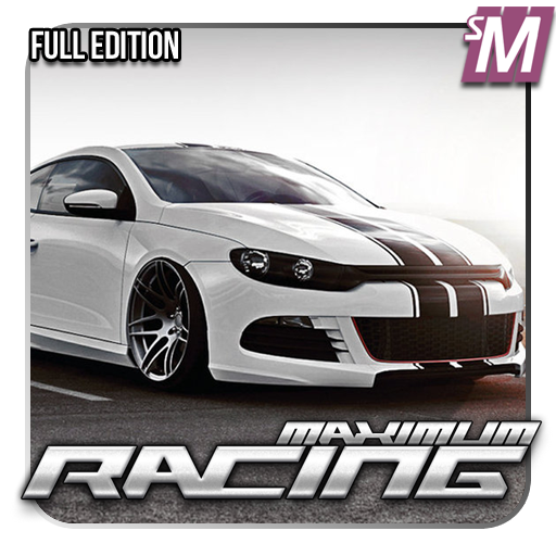 Maximum Racing Real Drag Full LOGO-APP點子