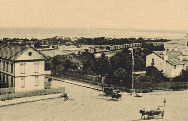 Imagini pentru Constanța Gara veche CFR