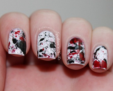 Red_White_Black_Splatter_Nails_A