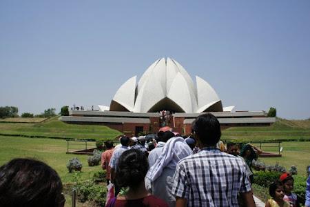 Templu Bahai Delhi