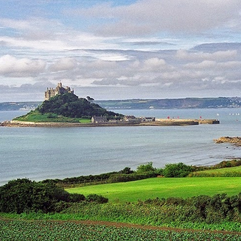 St Michael's Mount of Cornwall