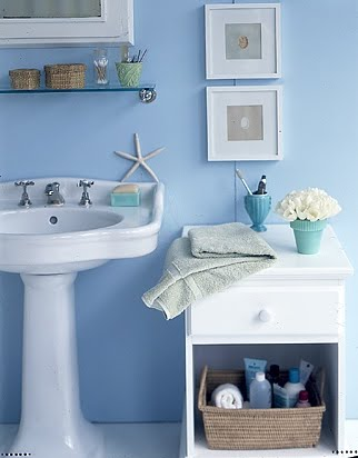 Shower curtains home design with kevin sharkey - Ocean themed bathroom accessories ...