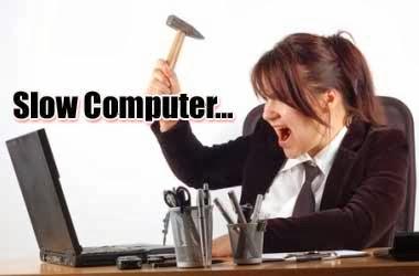 cara memperbaiki komputer lambat