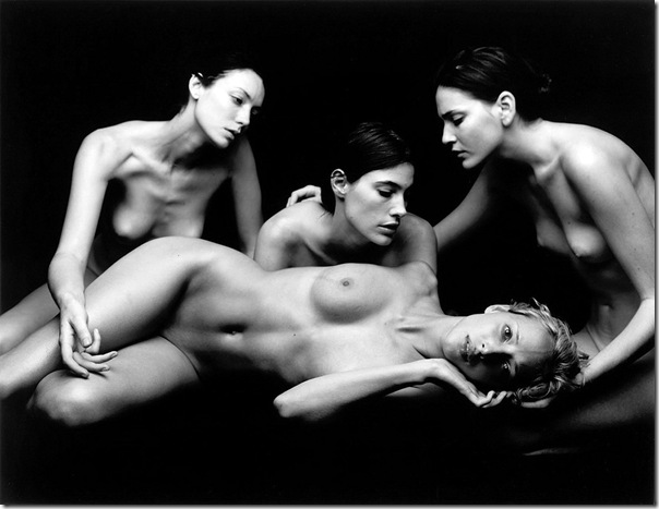 Michel_Comte_Untitled (Nudes)_1999