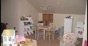 Fishtail Cottage Bonus Room Makeover