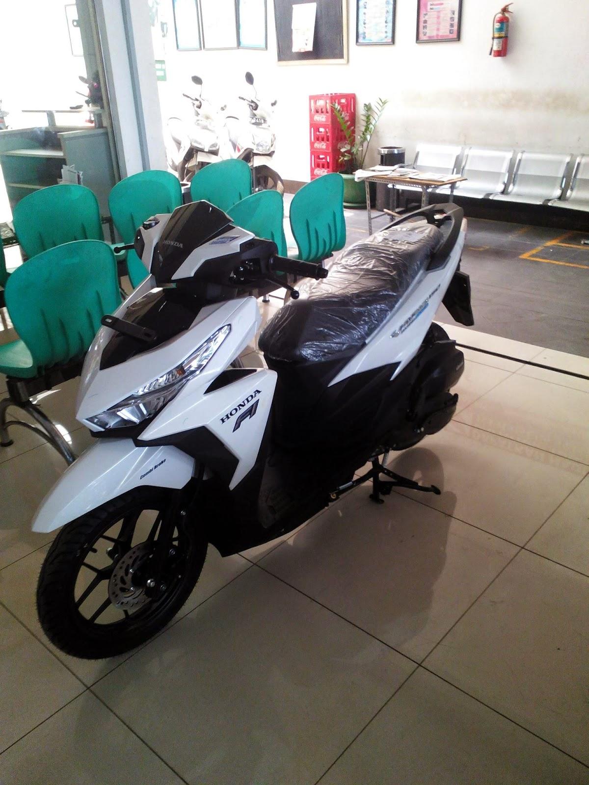 Honda Motor Bandung Honda Vario 150 CC ESP