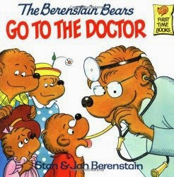 Berenstein Bears go to the doctor