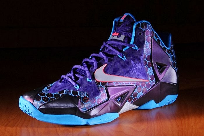 11e79f27f8c2 Release Reminder LeBron 11 Hornets Buzz In Tomorrow ...