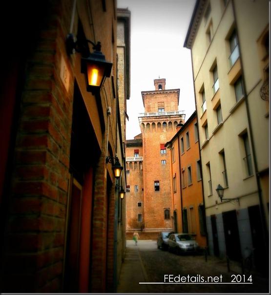 Castello Estense, Ferrara, Italy