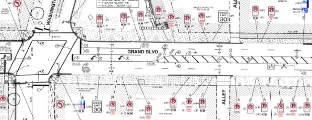 Streetscape Plans for Grand Ave: Grand Center « Gateway Streets