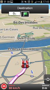 Orange Maps- screenshot thumbnail