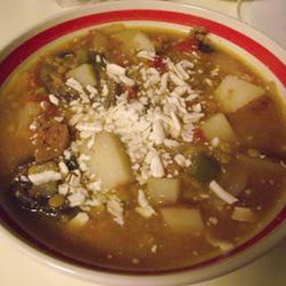 Lentil Stew.