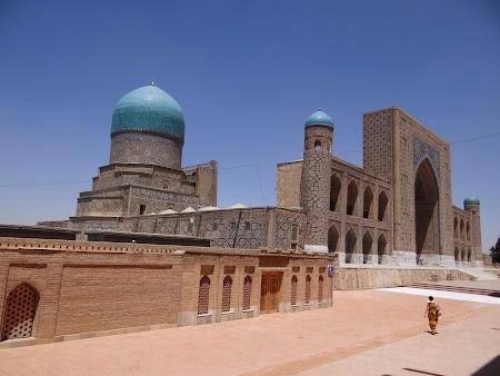07. Moschee in Samarkand.JPG