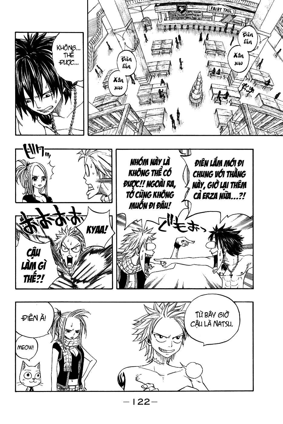 Fairy Tail Chap 10
